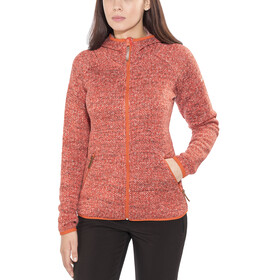 Columbia Chillin Full Zip Fleece Jacket Women Sail Red